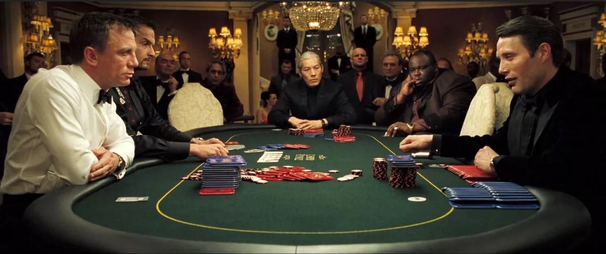 Adegan Poker James Bond Casino Royal, Sutradara Mengaku Butuh Ekstra Usaha